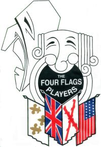 Four Flags Players Logo